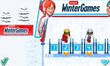 Vancouver 2010: Official Mobile Game of the Olympic Winter Games Android Start of snowboarding (Playman Winter Games)