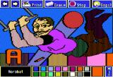 The Electric Crayon: ABC's Apple II Acrobat