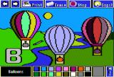 The Electric Crayon: ABC's Apple II Balloons