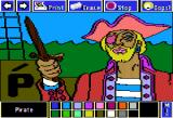 The Electric Crayon: ABC's Apple II Pirate