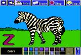 The Electric Crayon: ABC's Apple II Zebra