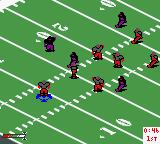 NFL Blitz Game Boy Color Isometric view.