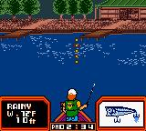 Bass Masters Classic Game Boy Color A different point. Happy fishing and good luck...