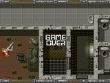 Alien Breed: Tower Assault DOS Game over