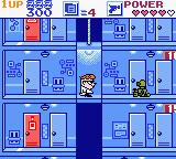 Dexter's Laboratory: Robot Rampage Game Boy Color Elevator Action... Elevator Action EX.