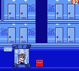 Dexter's Laboratory: Robot Rampage Game Boy Color Finished the stage!