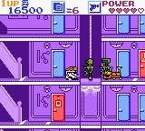 Dexter's Laboratory: Robot Rampage Game Boy Color Stage 2.