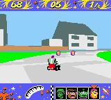 Disney•Pixar Toy Story Racer Game Boy Color Street racing. Tarmac Trouble.
