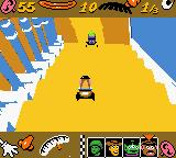 Disney•Pixar Toy Story Racer Game Boy Color Down the stairs.