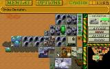 Dune II: The Building of a Dynasty DOS A large Ordos base.