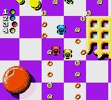 Micro Machines 1 and 2: Twin Turbo Game Boy Color Race 1. Four by fours. The breakfast bends.