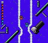Micro Machines 1 and 2: Twin Turbo Game Boy Color Warriors. Handymans curve.