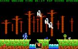 Ghosts 'N Goblins DOS Ghosts of knights