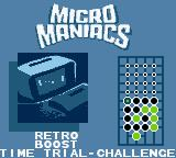 Micro Maniacs Game Boy Color Retro Boost.