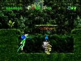 Gex PlayStation In jungle