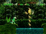 Gex PlayStation Deadly fish