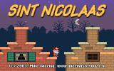 Sint Nicolaas DOS Title screen