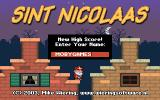 Sint Nicolaas DOS New High Score! Enter Your Name!