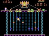 Donkey Kong Junior Coleco Adam Chains