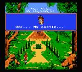 King's Quest V: Absence Makes the Heart Go Yonder NES Oh!... My castle...