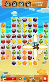 Juice Cubes Android Bombs can behave a bit differently
