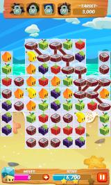 Juice Cubes Android Make a very long connection