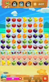 Juice Cubes Android Ice blocks