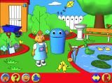 Learning Land 1: At The Playground Windows This is the Litter Patrol game where the player has to find all the pieces of rubbish in the park