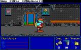 Super Solvers: Treasure Mountain! DOS The beginning location (MCGA)