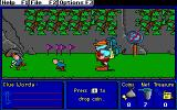 Super Solvers: Treasure Mountain! DOS Try to catch the elves for clues! (MCGA)