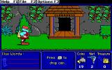 Super Solvers: Treasure Mountain! DOS You begin at the clubhouse (EGA)