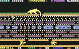 Aardvark Commodore 64 One of the ant hills