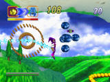 NiGHTS into Dreams... Windows Fly as Night (classic mode)