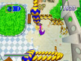 NiGHTS into Dreams... Windows Top down-view  (classic mode)
