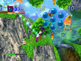 NiGHTS into Dreams... Windows Collect orbs (new mode)