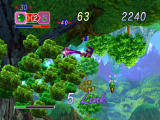 NiGHTS into Dreams... Windows Trees (new mode)