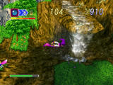 NiGHTS into Dreams... Windows Waterfall (new mode)