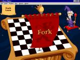 Chess Mates Windows There are lots of cheery animations in the game. 