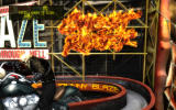 Marvel Pinball: Vengeance and Virtue Windows <i>Ghost Rider</i> - Ghost Rider prepares to ride.
