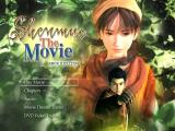 Shenmue: The Movie - Main menu.