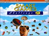 Smart Games Challenge #1 Windows 3.x Title Screen