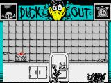 Duck Out! ZX Spectrum Game starts