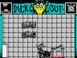 Duck Out! ZX Spectrum time to grill...