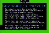 Gertrude's Puzzles Apple II How to get along with Gertrude.