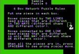 Gertrude's Puzzles Apple II How about a network puzzle?