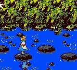 Walt Disney's Alice in Wonderland  Game Boy Color Platforming fun.
