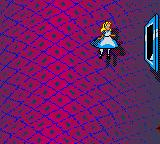 Walt Disney's Alice in Wonderland  Game Boy Color Down the Rabbit Hole.