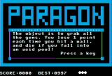 PARAGON Apple II Instructions