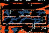 The Goonies Apple II Death by way of rabid bats.