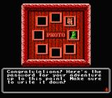 Princess Tomato in the Salad Kingdom NES Completed a chapter